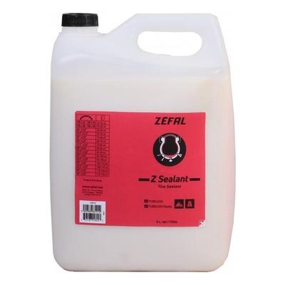 Préventif anti-crevaison Zefal Z-Sealant pour tubeless/tubetype (5L)