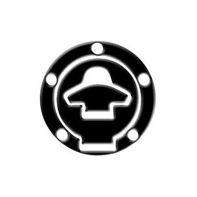 Protection Brazoline pour bouchon de réservoir Ducati
