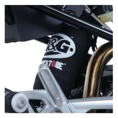 Protection d'amortisseur R&G Racing noire Suzuki GSX-R 1000 03-18