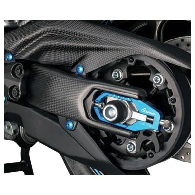 Protection de bras oscillant Lightech carbone mat pour Yamaha T-Max 530 12-16