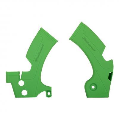 Protection de cadre Polisport Kawasaki 450 KX-F 12-15 vert
