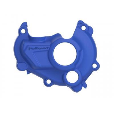 Protection de carter d'allumage Polisport Yamaha 250 YZ-F 14-17 bleu