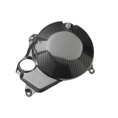 Protection de carter d'embrayage Leovince carbone ZX-10R 11-12