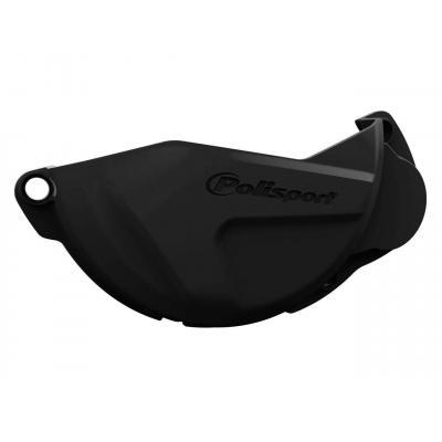 Protection de carter d'embrayage Polisport Honda CRF 250R 10-17 noir
