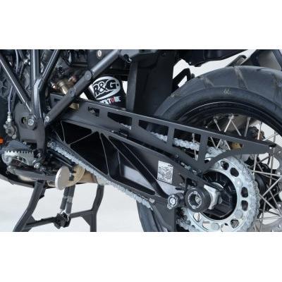 Protection de chaîne R&G Racing noir KTM 1290 Super Adventure 15-18