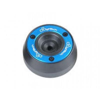 Protection de fourche et de bras oscillant Lightech bleus pour Yamaha T-Max 530 12-16