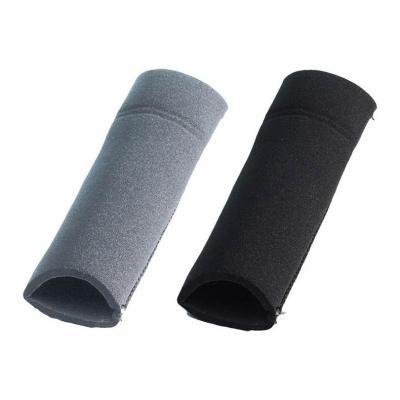 Protection de fourche noir/gris trial