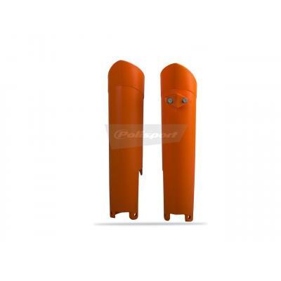 Protection de fourche Polisport KTM 450 SX-F 07-14 orange