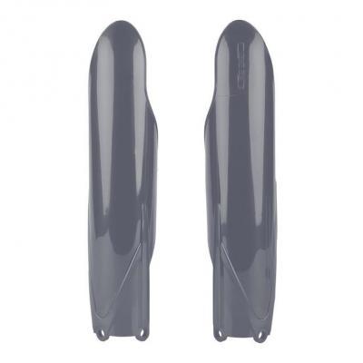 Protection de fourche Polisport Yamaha 125 YZ 2020 gris nardo