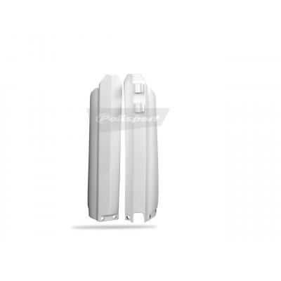 Protection de fourche Polisport Yamaha 426 YZ-F 00-02 blanc