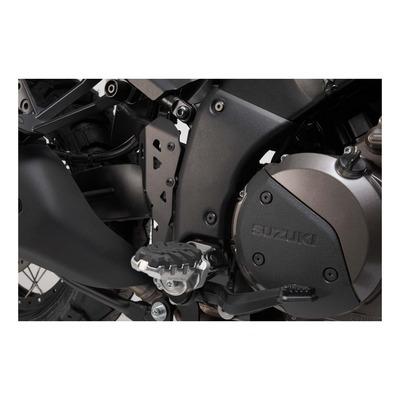 Protection de maître cylindre de frein arrière SW-MOTECH noir Suzuki V-Strom 1050 2020