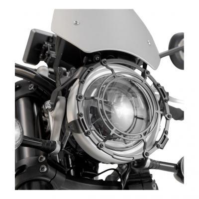 Protection de phare SW-MOTECH noir Triumph Scrambler 1200 19-20