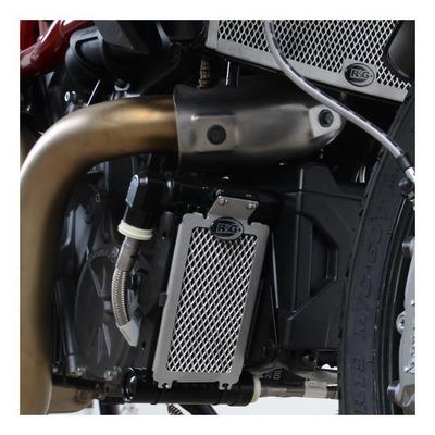 Protection de radiateur d'huile alu R&G Racing Indian FTR 1200 19-20
