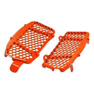 Protection de radiateur Trail Tech orange KTM SX-F 450 16-17