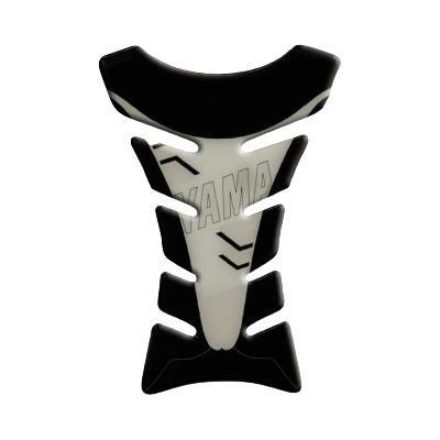 Protection de réservoir Brazoline Yamaha noir/blanc/transparent