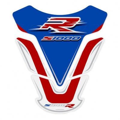 Protection de réservoir Motografix bleu/rouge BMW S1000R 4 pièces