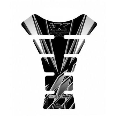 Protection de réservoir Motografix noir Kawasaki 1 pièce