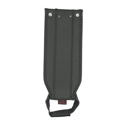 Protection de réservoir Mustang Dyna Wild Glide lisse noir