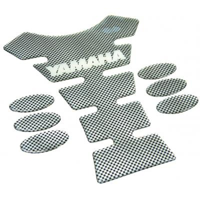 Protection de réservoir Yamaha carbone