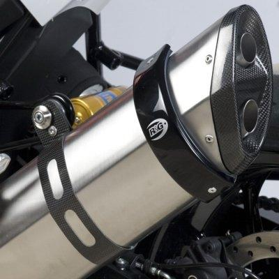 Protection de silencieux R&G Racing noir Ø140 – Ø165 mm