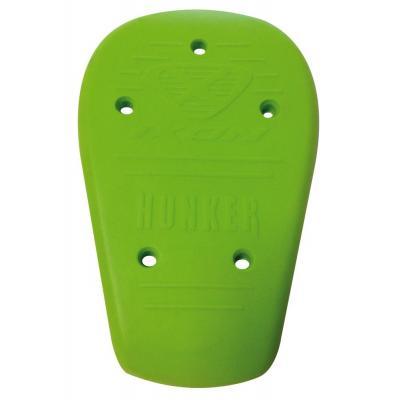 Protection dorsale Ixon HUNKER X2 vert vif