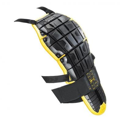 Protection dorsale Spidi BACK WARRIOR EVO noir/jaune
