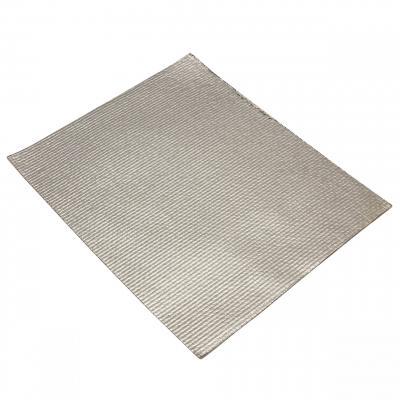 Protection isolante adhésive en tissu de verre et aluminium