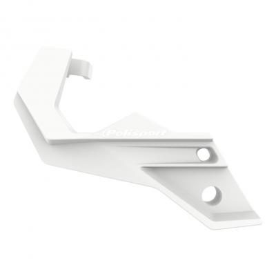 Protections bas de fourche Polisport Yamaha 125 YZ 08-19 blanc