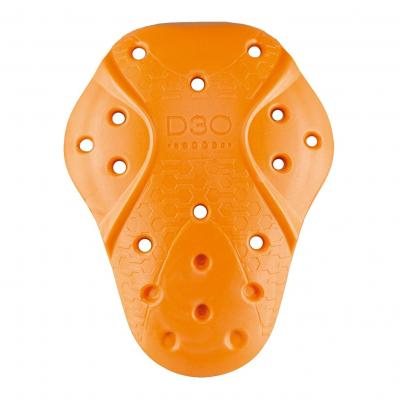 Protections d'épaules Held D3O orange