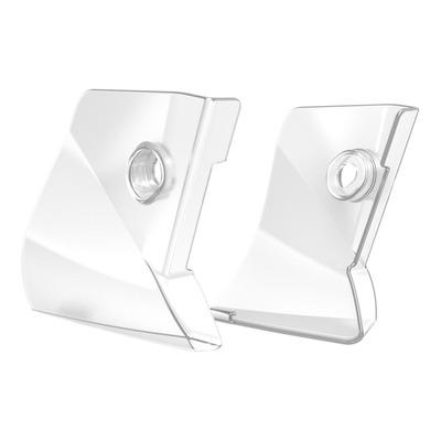 Protections d'ouïes de radiateur Polisport Honda CRF 250R 18-21 transparent