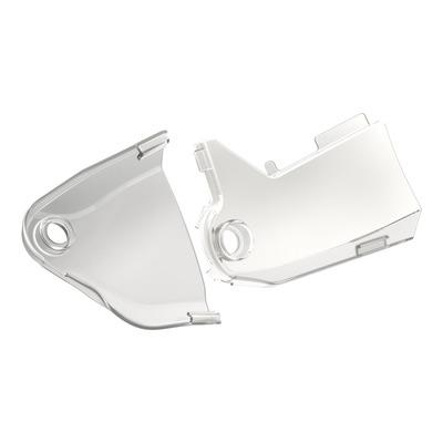 Protections d'ouïes de radiateur Polisport KTM 125 SX 16-18 transparent