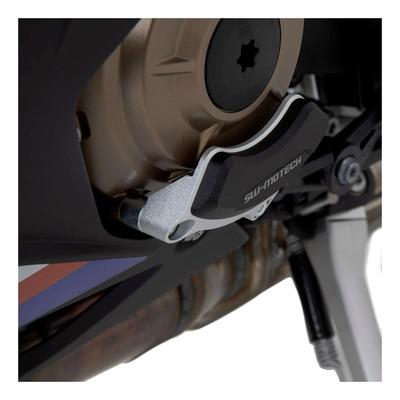 Protections de couvercles de carters moteur SW-MOTECH noir / gris BMW S 1000 RR 19-20