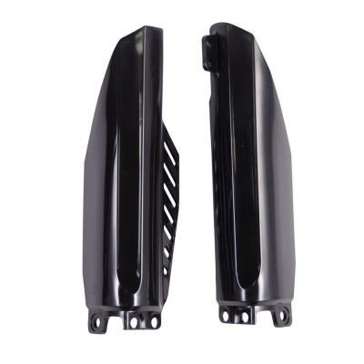 Protections de fourche Acerbis Honda CR 85R 2007 noir (paire)