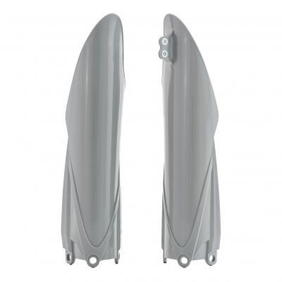 Protections de fourche Acerbis Yamaha 250 WR 15-19 gris (paire)