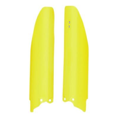 Protections de fourche Polisport KTM 125 SX 16-21 jaune fluo