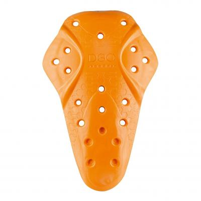 Protections de genoux Held D3O orange
