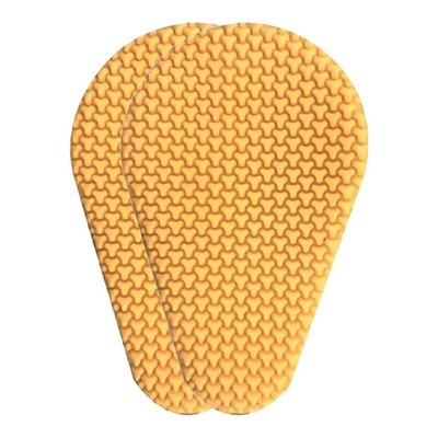 Protections de genoux (homme) Overlap Sas-Tec jaune Niv2