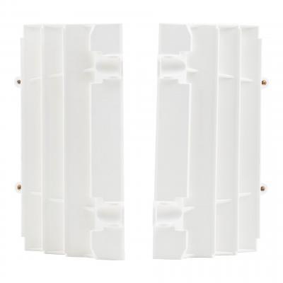 Protections de radiateur Acerbis Husqvarna 250 FC 19-20 blanc