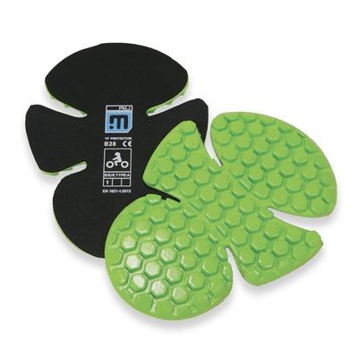 Protections épaules et coudes PMJ Exa-Pro vert
