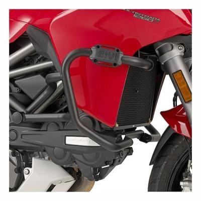 Protections latérales Givi Ducati 950 Multistrada 17-18 noir
