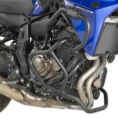 Protections latérales Givi Yamaha MT-07 Tracer 16-17 noir
