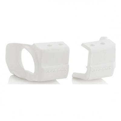 Protections pieds de fourches Acerbis Beta 350 RR 4T 12-18 blanc