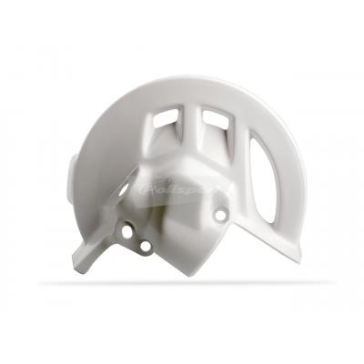 Protège disque avant Polisport Honda CRF 450R 02-08 blanc