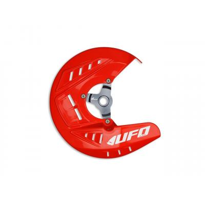 Protège-disque avant UFO Honda CRF 450R 13-16 rouge (rouge CR 00-12)