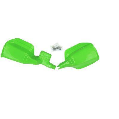 Protège-mains 1Tek vert Scoot frein disque (paire)