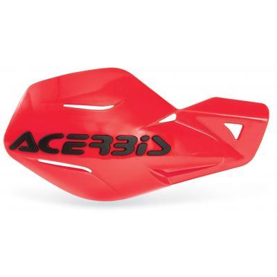 Protège-mains Acerbis MX Unico rouge/noir (paire)