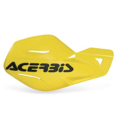 Protège-mains Acerbis UNIKO jaune (paire)