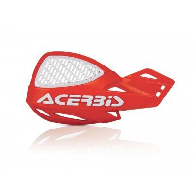 Protège-mains Acerbis UNIKO ventilé rouge (paire)