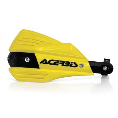 Protège-mains Acerbis X-FACTOR jaune (paire)