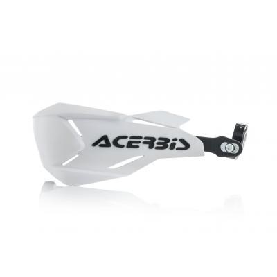 Protège-mains Acerbis X-Factory blanc/noir (paire)